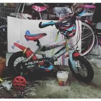 Sepeda Anak BMX Lalix 12