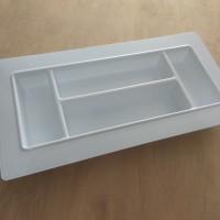 Rak / Drawer / Sekat Laci Sendok Garpu Pisau - Kecil