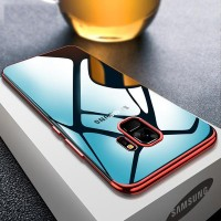 Samsung S9 - S9 Plus soft case casing hp ultra thin cover TPU PLATING