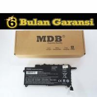 MDB Baterai Laptop HP PL02XL, Pavilion 11-n X360, 11-n010dx