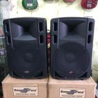 BILLY MUSIK - Speaker Aktif Sound Grace PS6015A PS-6015A 15 Inch 500W