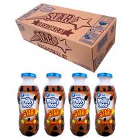 Milky Moo Star Cokelat 125mL/36 Botol