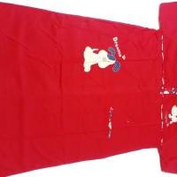 Anne Claire Baju Tidur Dewasa Merah Tua