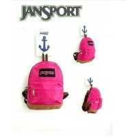 Tas ransel jansport mini waterproof PINK