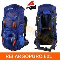 Tas Carrier Rei Argopuro 60 L Mountain ransel gunung hiking outdoor