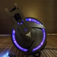 HEADSET gaming NYK HS-P10 usb 7.1 RGB gaming headset NYK