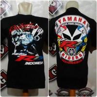 Kaos R15 Kaos Yamaha R15 Baju Motor R15 Tshirt Yamaha R15 Kaos Oblong