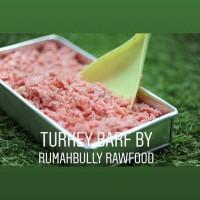 Dog & Cat Raw Food - Fresh Turkey BARF 1kg