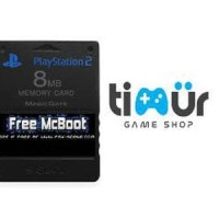 Memory Card PS2 Free MCboot 00 PROMO
