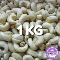 Kacang Mete/Mede Super Asli Wonogiri Mentah Murah 1kg