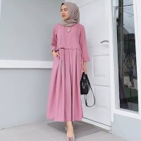 PROMO Baju atasan wanita terbaru 2018 - Rania dres TERMURAH
