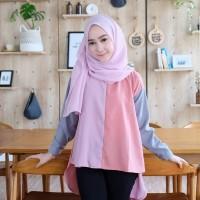 PROMO Hijab cantik / grosir fashion online - Aisyah tunik TERMURAH