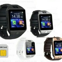 Smartwatch DZ09 / U9 Smart Watch Jam Tangan HP Support SIM Card & Mmc