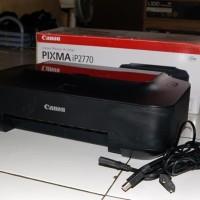 Printer Inkjet Canon Pixma Ip2770 Garansi 1 Tahun Semarang