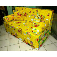Sofa Bed INOAC 90 x 15 x 200, Unik Bagus