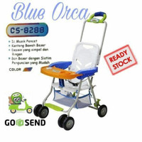 Harga family baby chair stroller fc 8288 kursi makan bayi harga promo | antitipu.com