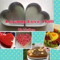 Harga Cetakan Love Travelbon.com