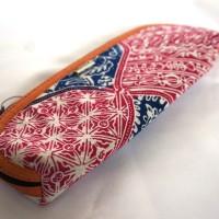 Harga batik huza dompet pensil pink | Hargalu.com