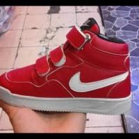 Murah Banget ! Sepatu Anak Nike Tinggi Merah ( Nike Kids High ) Murah 430001d144