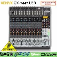Mixer Behringer XENYX QX2442USB Audio Mixer QX 2442 USB SUPER SOUND