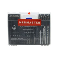 Kenmaster Mata Bor + Fisher C3001