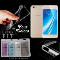 SOFTCASE ULTRA THIN WARNA ALL TYPE HP