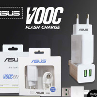 CHARGER HP 2A ASUS VOOC KABEL DATA MICRO USB CHARGERAN 2 PORT USB
