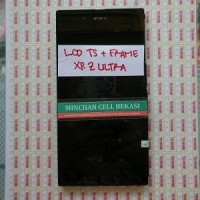 LCD TOUCHSCREEN TOUCH SCREEN TS PLUS FRAME BEZEL SONY XPERIA Z Limited