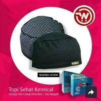 PROMO TOPI KUAT & SEHAT ( KENRIKAL )1 box isi 2pcs (sepasang) BARU