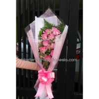 Buket Bunga Wisuda / Buket Bunga / Hadiah Wisuda / Kado Ulang Tahun