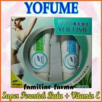 Obat Perontok Bulu Rambut Tangan Dan Kaki - Youfume Cream