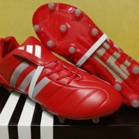 Sepatu Bola / Soccer Adidas Predator Mania 2017 Red - FG