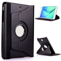 Samsung Galaxy Tab 3V 3 V 7 inch Rotate Leather Flip Cover Case Casing