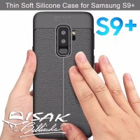 Samsung S9+ Plus Soft Silicone Case - Cover Slim Thin Sarung HP Tipis