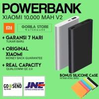 Jual [NEW] Powerbank Xiaomi 10000 mAh Versi 2 Mi Pro 2 ORIGINAL ! Murah