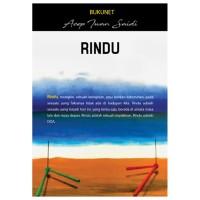 Rindu - Acep Iwan Saidi