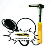 alat tekuk acrylic penekuk akrilik bending tool portable watt kecil