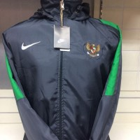 Jaket Parasut Waterproof Windbreaker Indonesia Away 17/18