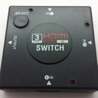HDMI Switcher ( 3 Input To 1 Output )