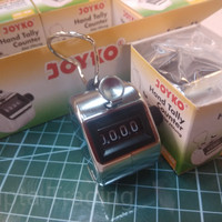 Hand Counter - Joyko - HC-4D (Per pack 10 Pieces)