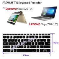 Keyboard Protector Lenovo YOGA 520-14 YOGA 720-13 - TPU BLACK