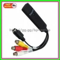 Video Capture Card Adapter USB 2.0 Digital Black