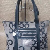 Tas Bag COACH POPPY Shopper ori bekas second preloved