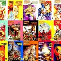 Komik Silat Digital Tapak Sakti I + II (Bahasa Indonesia)
