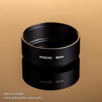 Lens Hood Metal 52mm