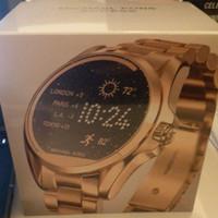 Jam Tangan Smartwatch Michael Kors MK Rosegold mkt5004