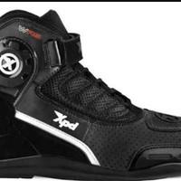Sepatu XPD Ultra WRS Black Not Dainese Alpinestar