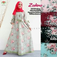 Zahra gamis cantik by Sayba Collection