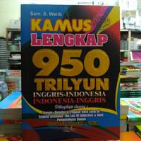 kamus bahasa inggris besar cd A5
