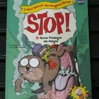 Buku Komik 5 menit belajar dan mengenal hewan